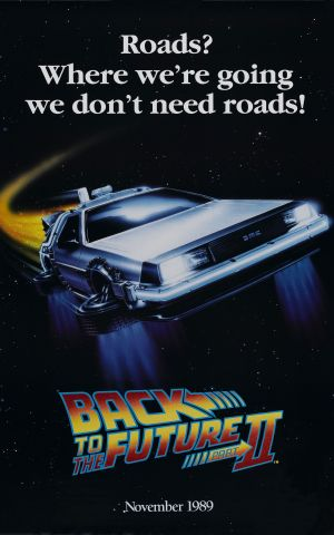 Back to the Future Part II 2500x4000