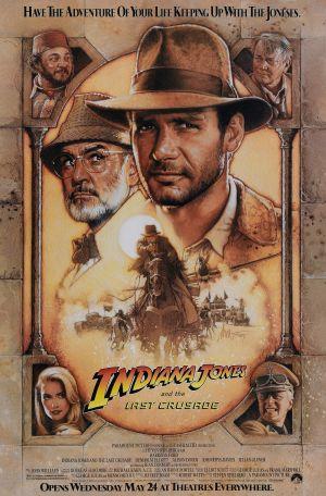 Indiana Jones and the Last Crusade 2500x3800