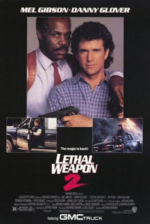 Lethal Weapon 2 - Brennpunkt L.A. 505x755