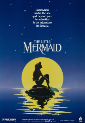 The Little Mermaid 2350x3400