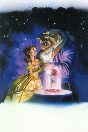 Beauty and the Beast 2003x3000