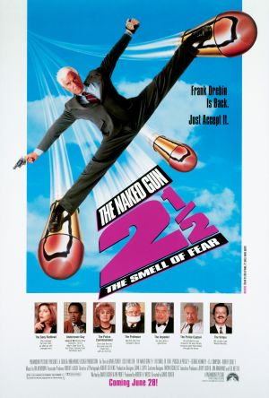 The Naked Gun 2�: The Smell of Fear Poster