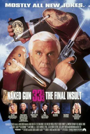 Naked Gun 33 1/3: The Final Insult 2025x3000