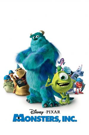 Monsters, Inc. 1983x3000