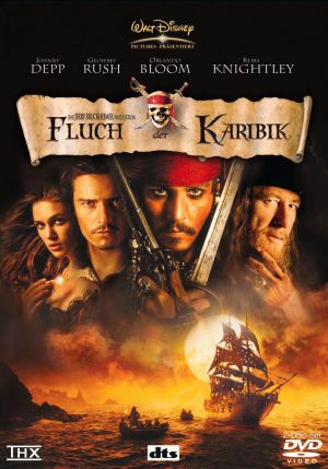 Pirates of the Caribbean: The Curse of the Black Pearl 1088x1555