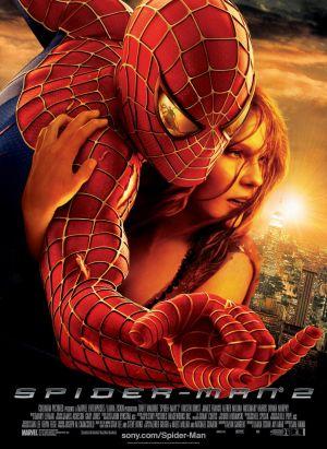Spider-Man 2 1021x1400