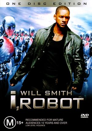 I, Robot 1529x2175