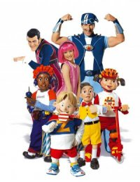 LazyTown poster