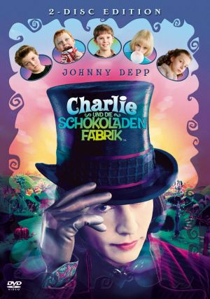 Charlie and the Chocolate Factory 762x1081