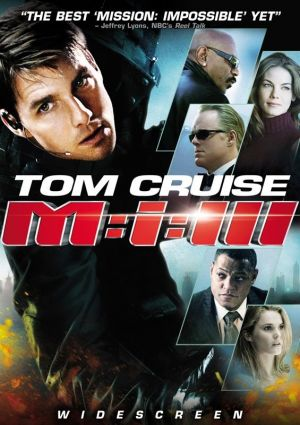 Mission: Impossible III 565x801