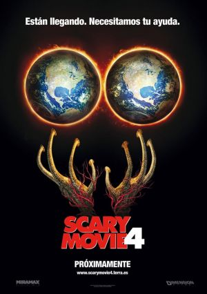Scary Movie 4 666x945