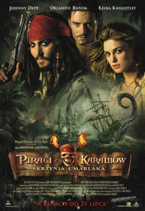 Pirates of the Caribbean: Dead Man's Chest 552x800