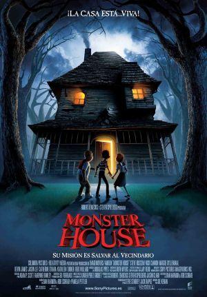 Monster House 2464x3542