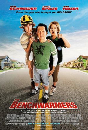 The Benchwarmers 943x1400