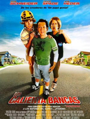 The Benchwarmers 759x1000