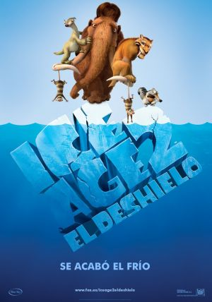 Ice Age 2 - Jäätikkö sulaa 1654x2362