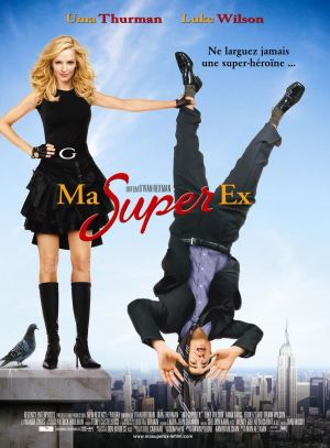 My Super Ex-Girlfriend 900x1220