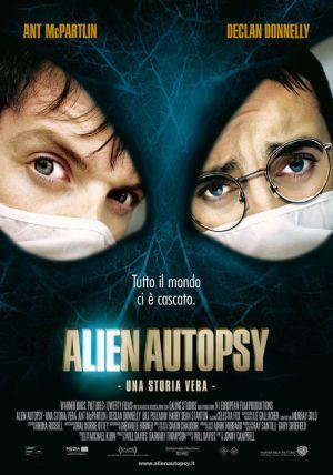 Alien Autopsy 500x714