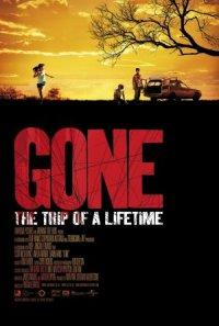 Gone - Lauf um dein Leben poster