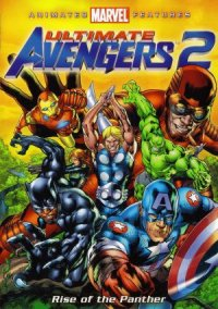 Ultimate Avengers II poster