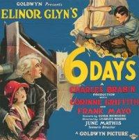 Six Days poster