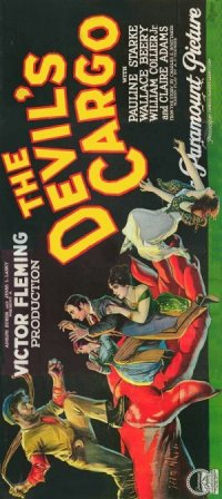 The Devil's Cargo poster