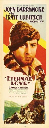 Eternal Love poster