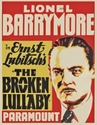 Broken Lullaby poster