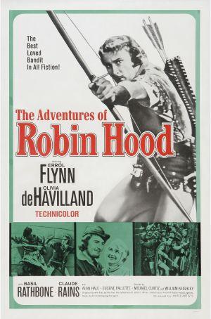The Adventures of Robin Hood 1884x2853