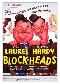 Block-Heads poster
