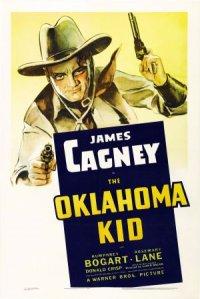 The Oklahoma Kid poster