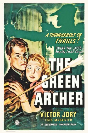 The Green Archer Poster