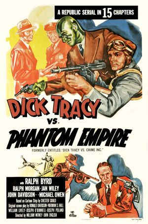 Dick Tracy vs. Crime, Inc. 1659x2500