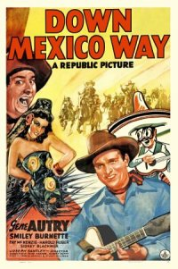Down Mexico Way poster