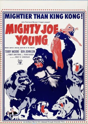 Mighty Joe Young 2060x2918