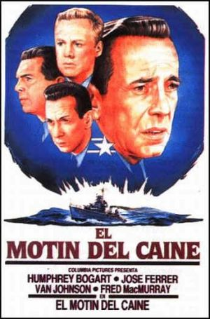 The Caine Mutiny 346x525
