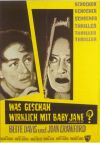 What Ever Happened to Baby Jane? Poster
