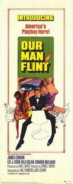 Our Man Flint 301x756