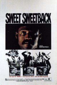 Sweet Sweetback's Baadasssss Song poster