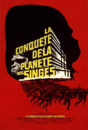 Conquest of the Planet of the Apes 521x767
