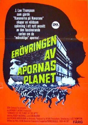 Conquest of the Planet of the Apes 423x597