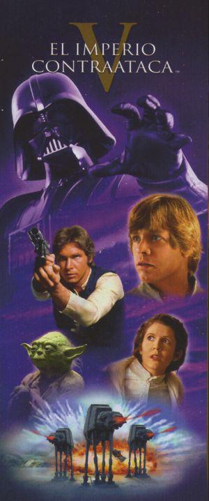 Star Wars: Episodio V - El Imperio contraataca 810x1938