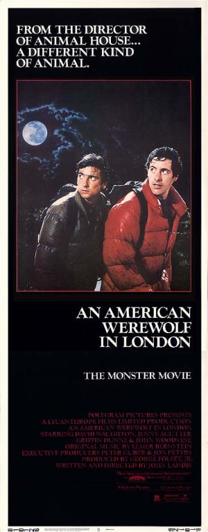 Un hombre lobo americano en Londres 465x1185