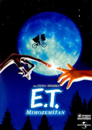 E.T. the Extra-Terrestrial 502x709