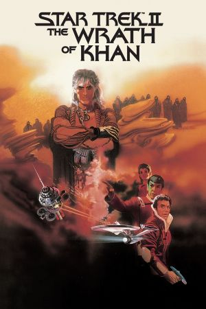 Star Trek II: The Wrath of Khan 2000x3000