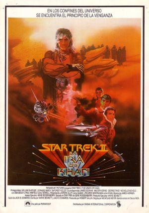 Star Trek II: The Wrath of Khan 1402x2000