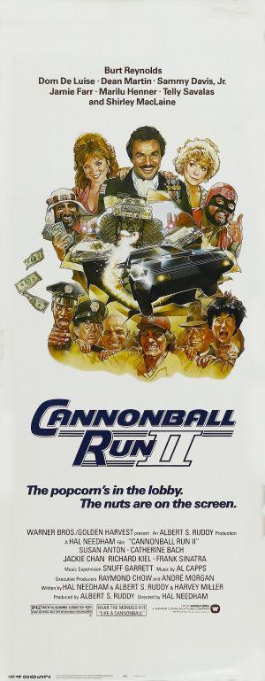 Cannonball Run II 1055x2706