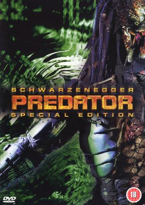Predator Dvd cover