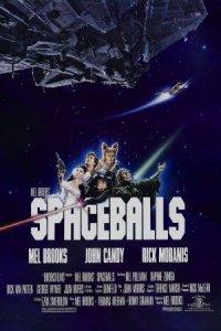 Spaceballs - Mel Brooks' verrückte Raumfahrt poster