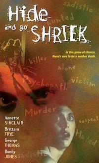 Hide and Go Shriek poster